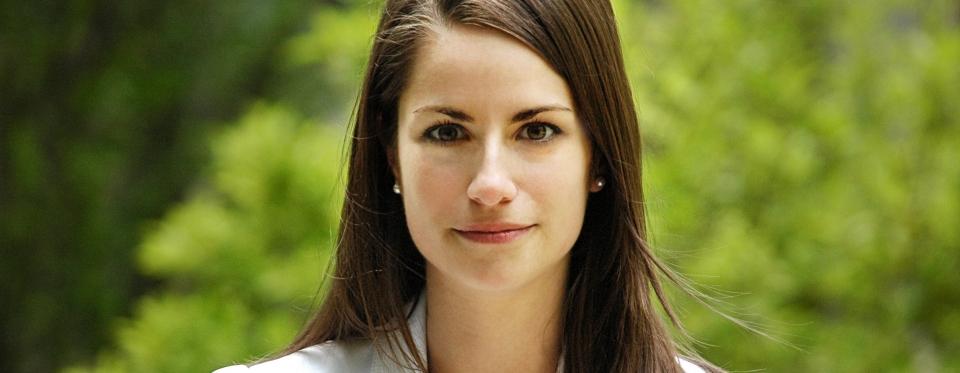 Dr Eva Oberecker, CEO